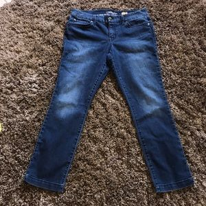 Women's Level 99 Size 31 LILY Crop Skinny Jeans 👖